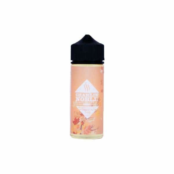 Charlie Noble Pumpkin Spice - 120ml