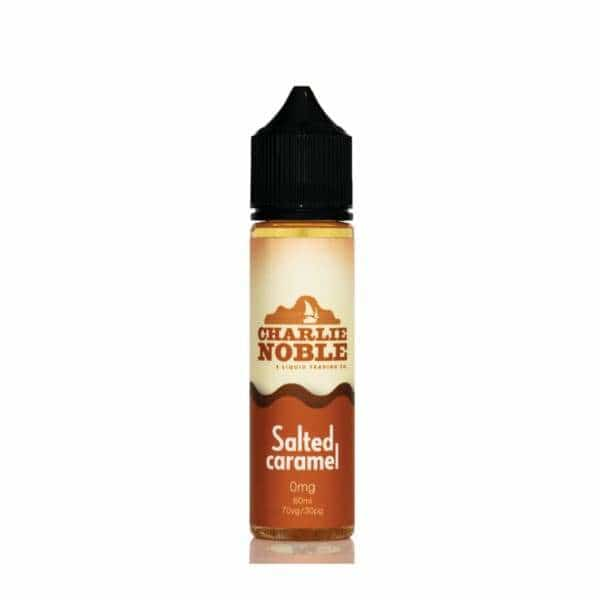 Charlie Noble Salted Caramel - 60ml - BG Sales (4403987021956)