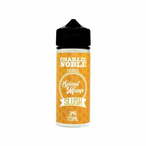 Charlie Noble Spiced Mango Slush - 120ml