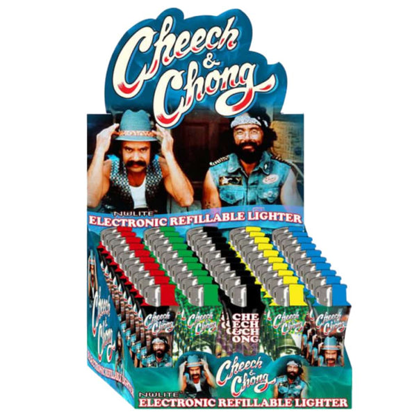 Cheech Chong Curve Lighters