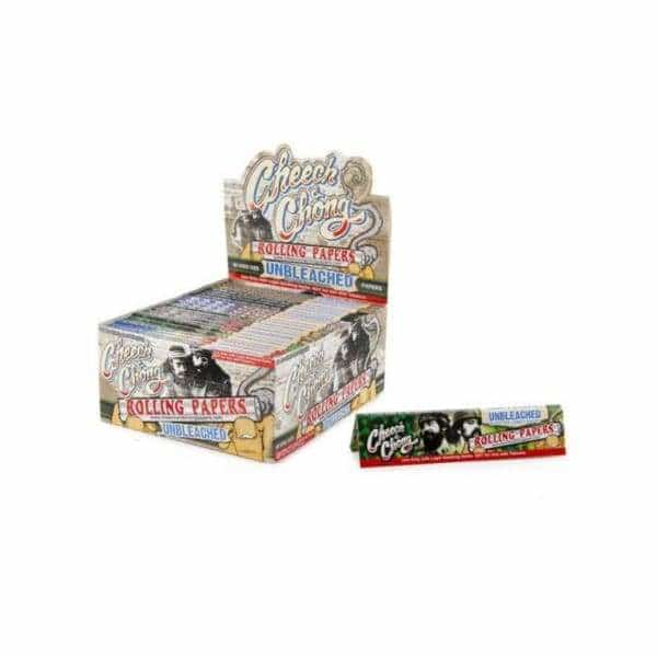 Cheech & Chong Unbleached King Size Papers | bg-sales-1.