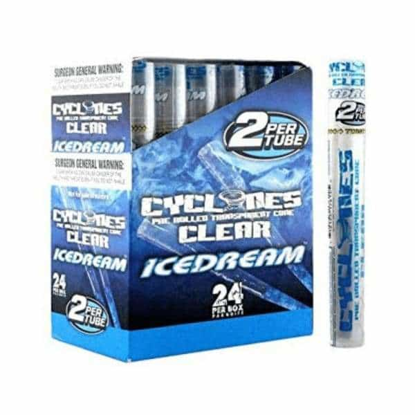 Cyclone Clear Ice Dream Cones - BG Sales
