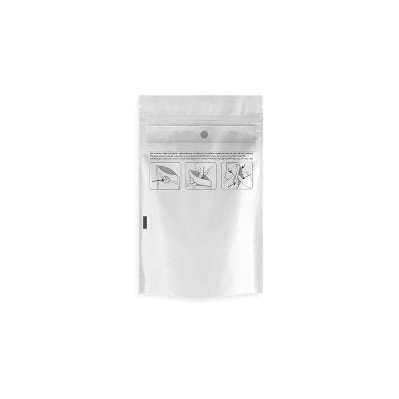 Dymapak Clear 1/8 Ounce Bags - 50ct | bg-sales-1.