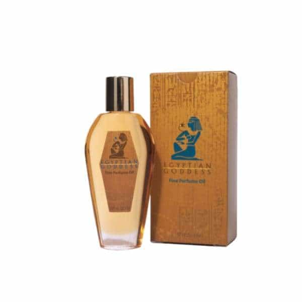 Egyptian Goddess 1.87oz Perfume Oil
