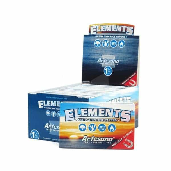 Elements Artesano 1 1/4 Rolling Papers - BG Sales