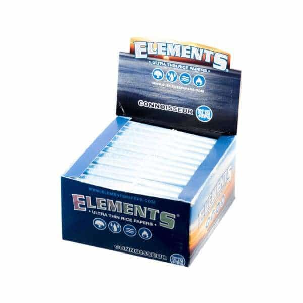 Elements King Sized Slim Connoisseurs - BG Sales