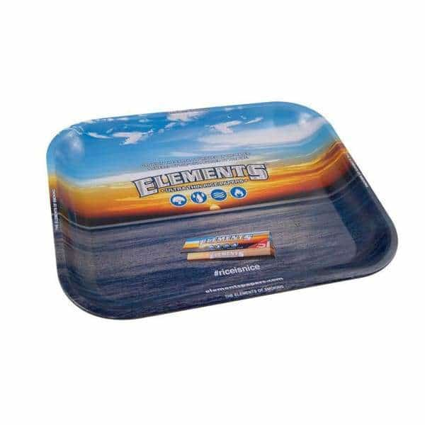 Elements Large Rolling Tray - BG Sales (4058487390290)