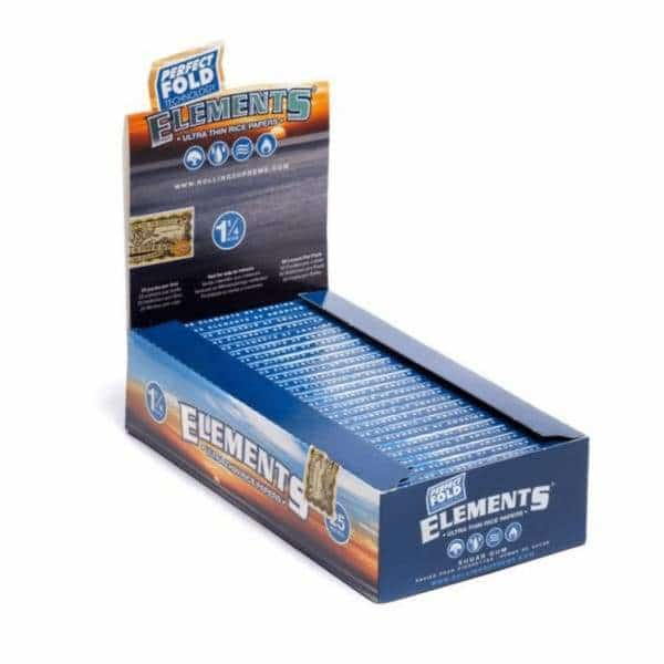 Elements Perfect Fold 1 1/4 Rolling Papers - BG Sales