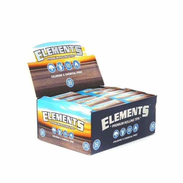 Elements Rolling Tips - BG Sales