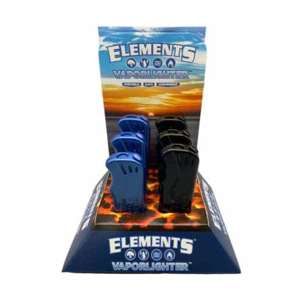 Elements Vaporlighter 6ct Display - BG Sales
