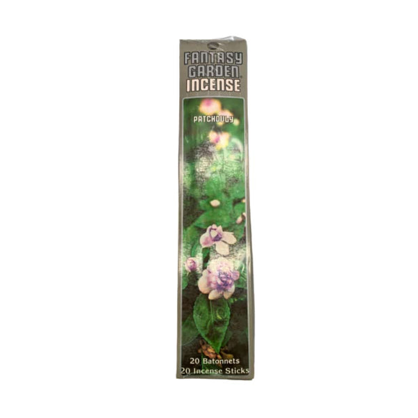 Fantasy Garden Incense - Patchouli