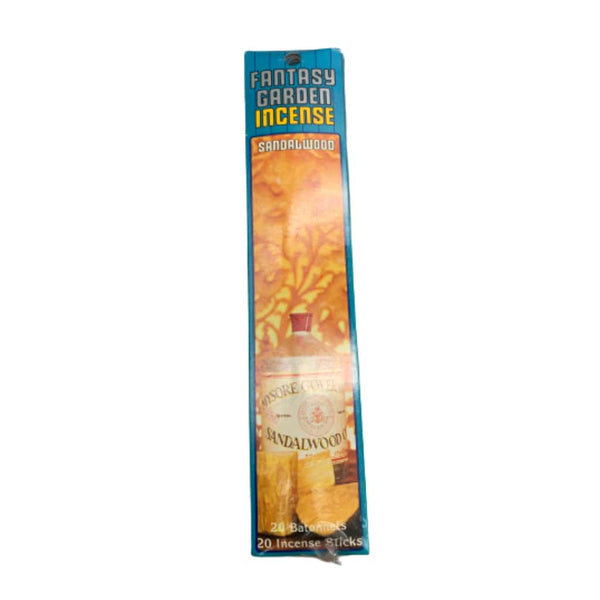 Fantasy Garden Incense - Sandalwood