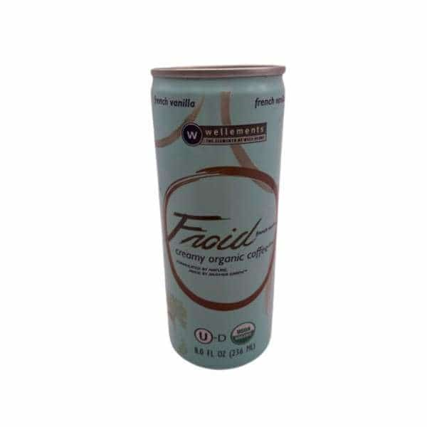 Froid Organic French Vanilla Coffee Stash Can - BG Sales (4268533776466)