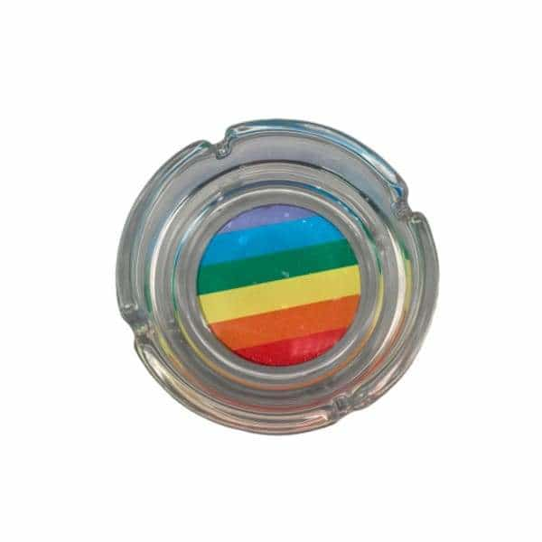 Glass Pride Ashtray - BG Sales (4448878166148)