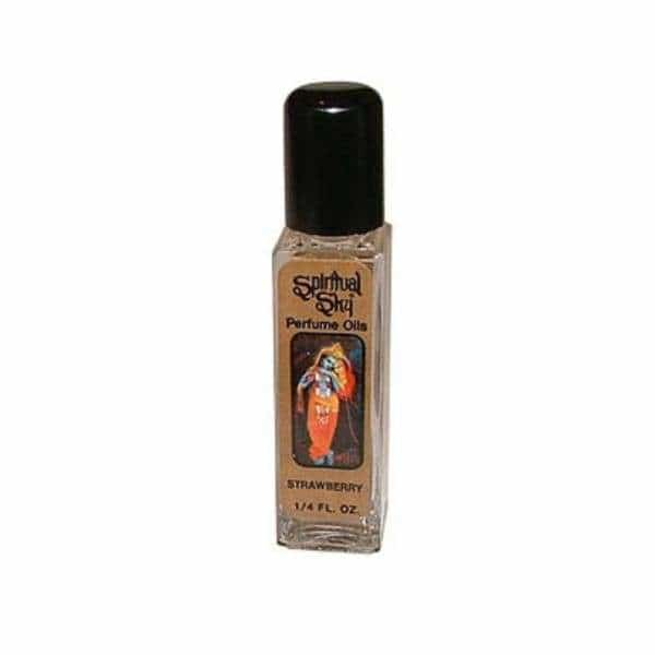 Gonesh Spiritual Sky Perfume Oil - Strawberry - BG Sales