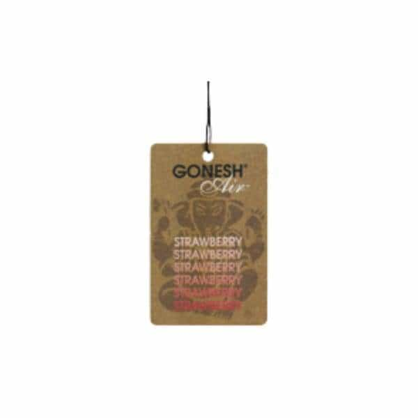 Gonesh Strawberry Air Freshener | bg-sales-1.