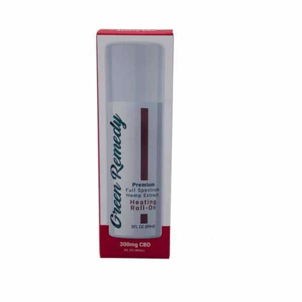 Green Remedy Heating Roll-on - BG Sales