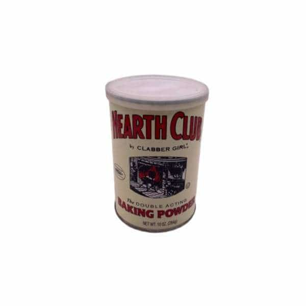 Hearth Club Baking Powder Stash Can - BG Sales (4268967067730)