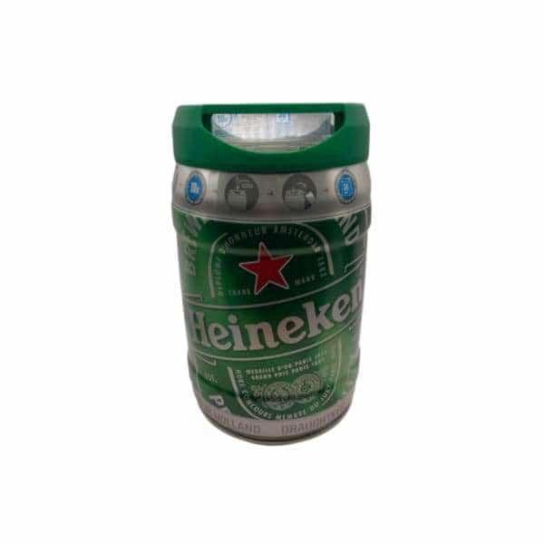 Heineken Mini Keg Stash Can - BG Sales (4269041156178)