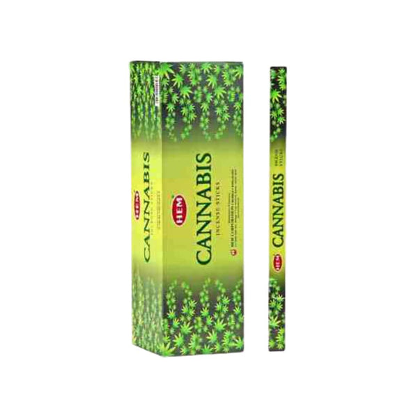 HEM Cannabis Incense Sticks - BG Sales