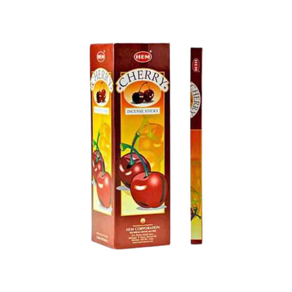 HEM Cherry Incense Sticks - BG Sales