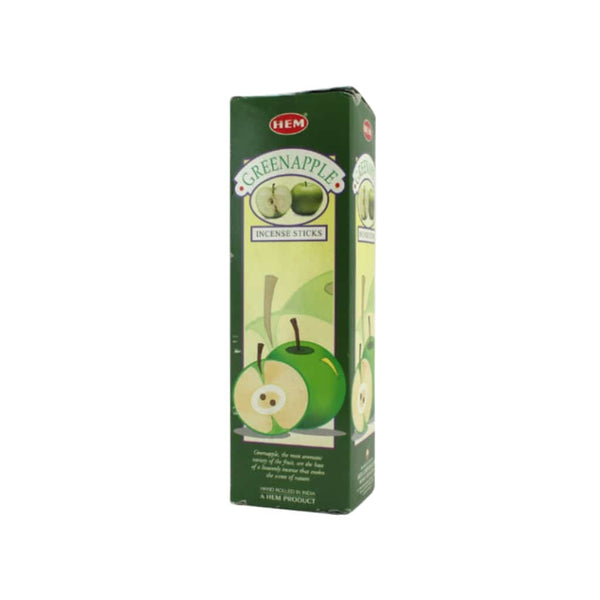 HEM Green Apple Incense Sticks - BG Sales