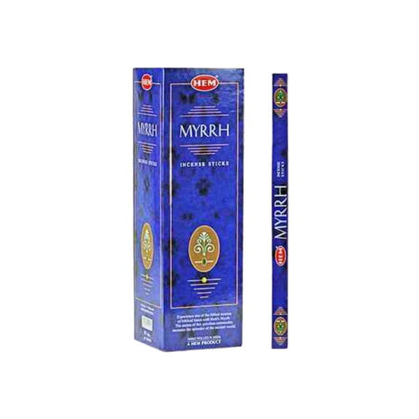 HEM Myrrh Incense Sticks - BG Sales