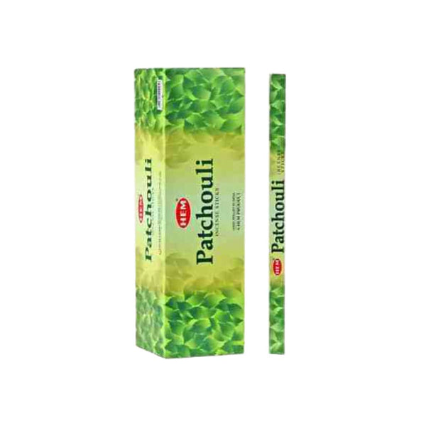 HEM Patchouli Incense Sticks - BG Sales