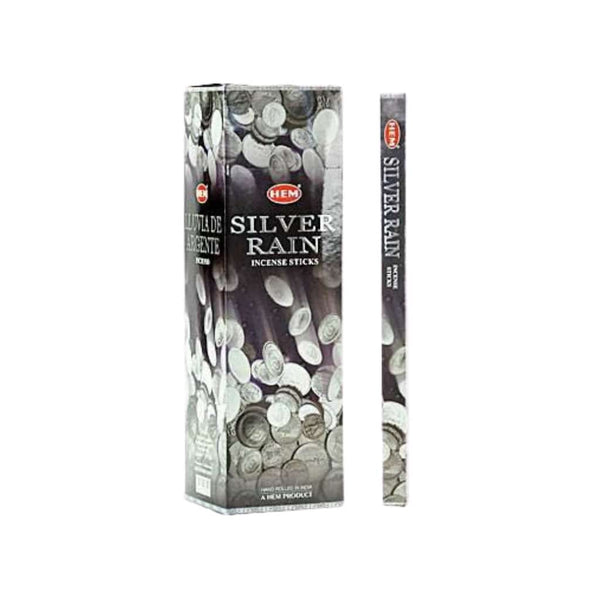 HEM Silver Rain Incense Sticks - BG Sales