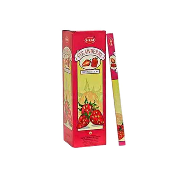 HEM Strawberry Incense Sticks - BG Sales