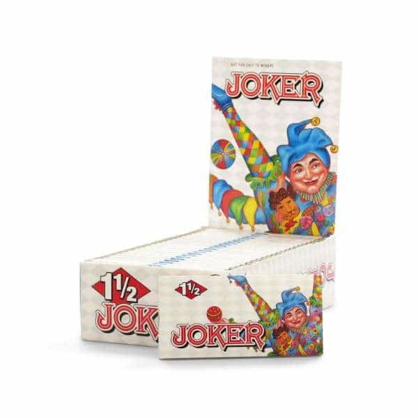 Joker 1 1/2 Rolling Papers - BG Sales