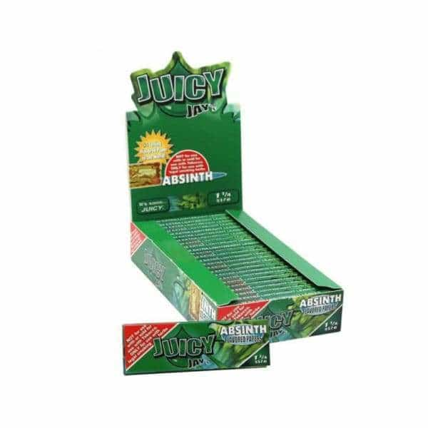 Juicy Jay's Absinth Rolling Papers | bg-sales-1.