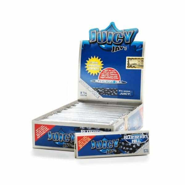 Juicy Jay's Blueberry Hill Rolling Papers