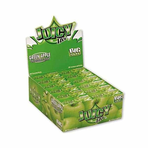 Juicy Jay's Green Apple Roll - BG Sales (4027024801874)