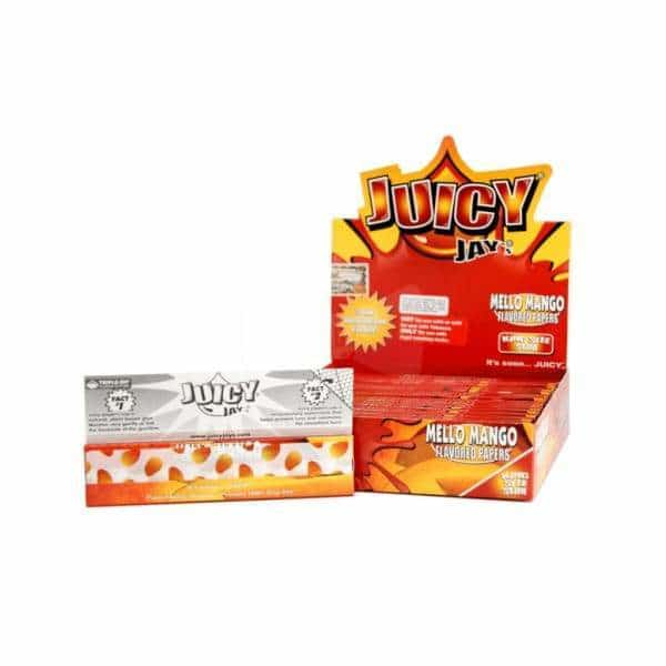 Juicy Jay's King Sized Slim Mello Mango Papers