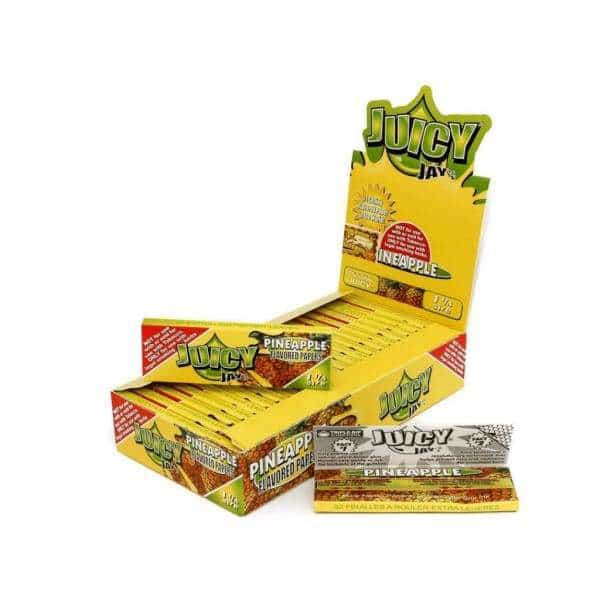 Juicy Jay's Pineapple Rolling Papers