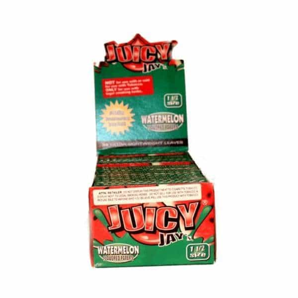 Juicy Jay's Watermelon 1 1/2 Rolling Papers
