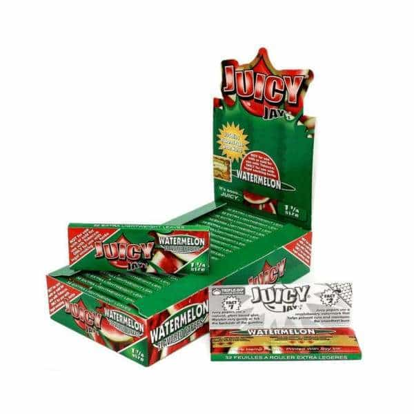 Juicy Jay's Watermelon Rolling Papers