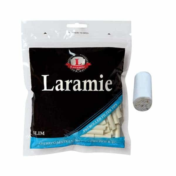 Laramie Slim Filters 200ct - BG Sales
