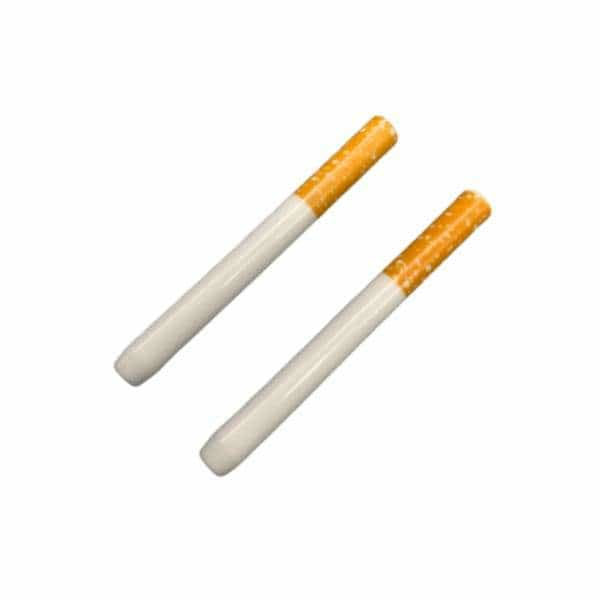 Large Porcelein Cigarette Pinch Hitter - BG Sales
