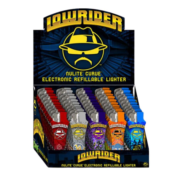 Lowrider Curve Lighters - 50ct