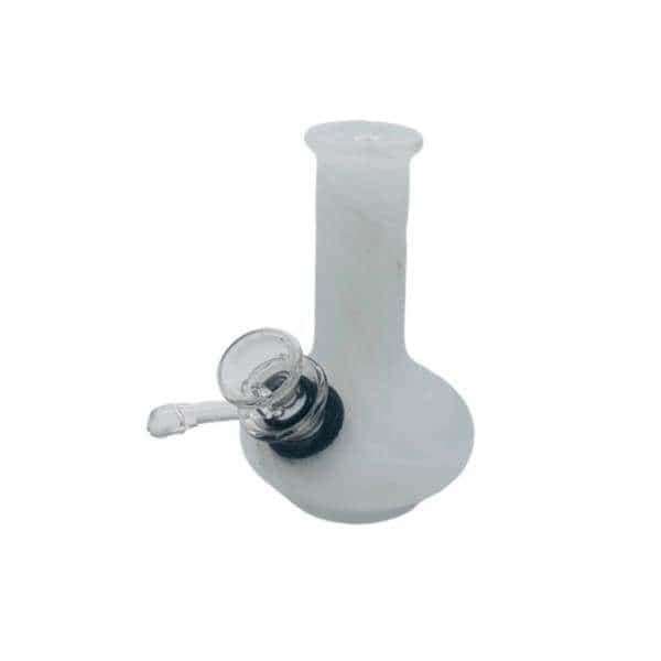 "MICRO SOFT GLASS 4"" WATER PIPE - BG Sales (4194202353746)"