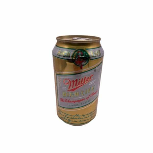 Miller High Life Beer Stash Can