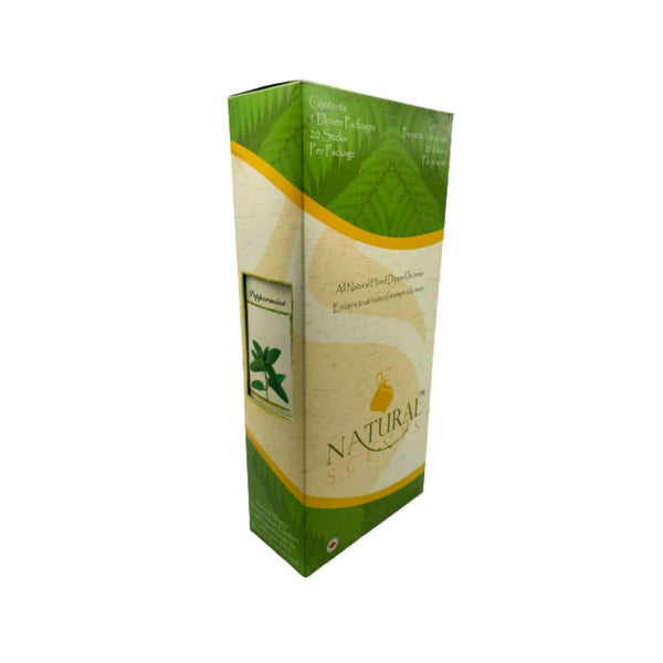 Natural Scent Peppermint Incense Bundle | bg-sales-1.