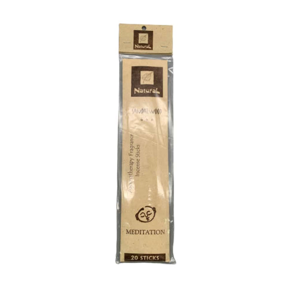 Natural Scents Sandalwood Incense Stick - 20ct | bg-sales-1.