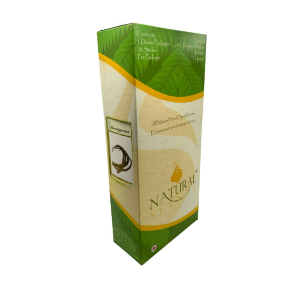 Natural Sweet Grass Incense Bundle | bg-sales-1.