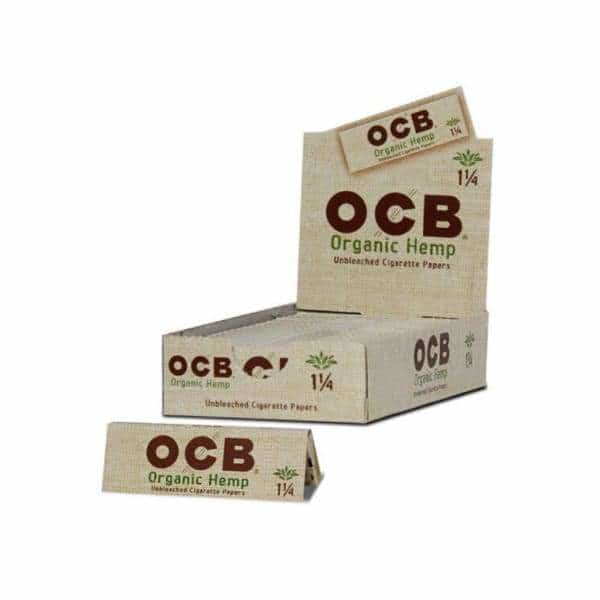 OCB Organic Hemp 1 1/4 - 24ct | bg-sales-1.