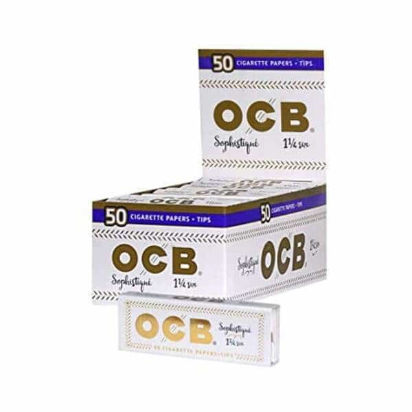 OCB Sophistique 1 1/4 Papers - 24ct | bg-sales-1.