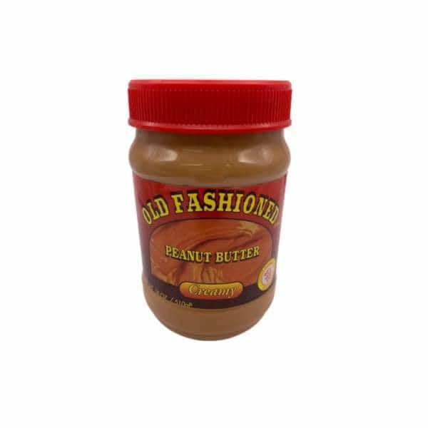 Old Fashioned Peanut Butter Stash Can - BG Sales (4256340934738)