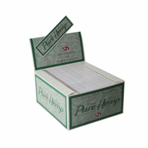 Pure Hemp King Size Rolling Papers | bg-sales-1.